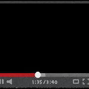 ネット動画の画面イメージ